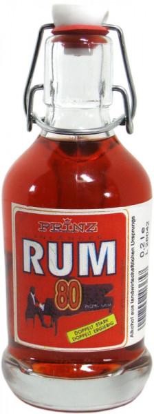 Prinz Rum 80% vol. 0,2l - Rum aus Österreich