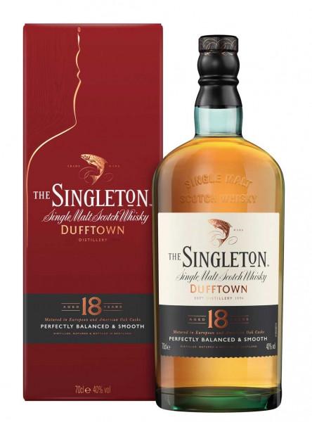 Singleton of Dufftown 18 Jahre 0,7l
