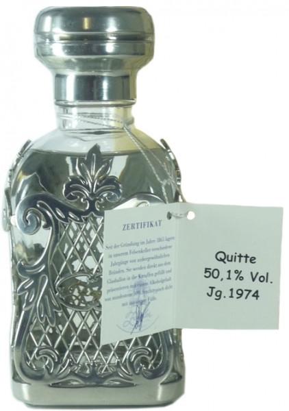 Ziegler Quitte Jahrgang 1974 Barock Edelbrand