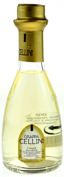 Grappa Cellini Oro