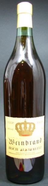 Hoch Austerlitz Weinbrand Grossflasche