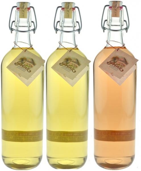 3 Flaschen Prinz Alte Sorten sortiert 1,0l - im Holzfass gereift aus Österreich
