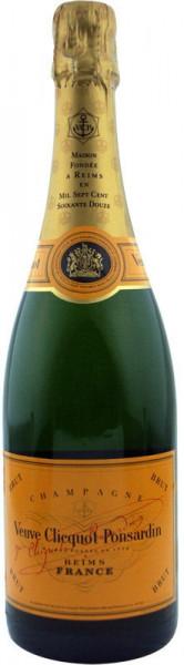 Veuve Clicquot Brut Champagner Magnumflasche