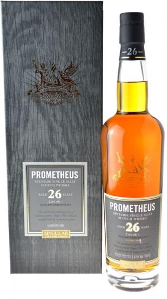 Prometheus 26 Jahre alt Cache 1