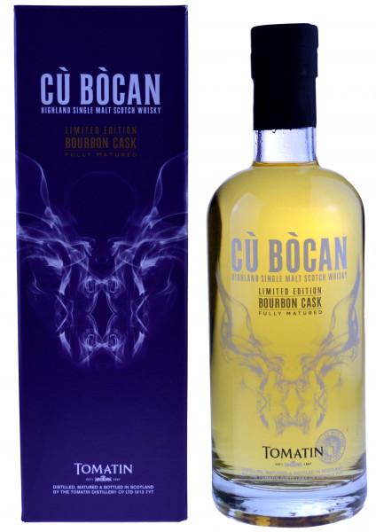Tomatin Cù Bòcan Bourbon Cask limitierte Edition