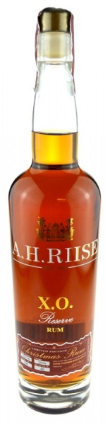 A.H.Riise XO Reserve Rum Christmas Edition