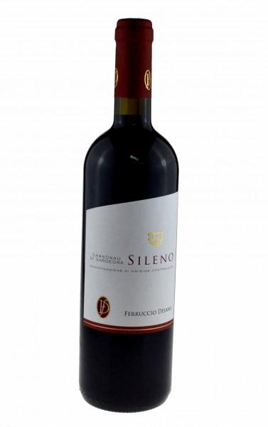 Sileno Cannonau di Sardegna Rotwein