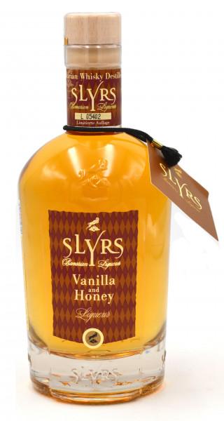 Slyrs bayrischer Malt-Whisky Liqueur 0,35l
