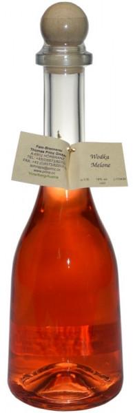 Prinz Wodka Melone Likör in Rustikaflasche