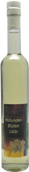 Prinz Holunder-Blüten Likör 0,5l aus Österreich - unser Sommertipp: verfeinert mit Sekt ein absolute