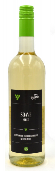 Soave Secco DOC 0,75l- Weisswein