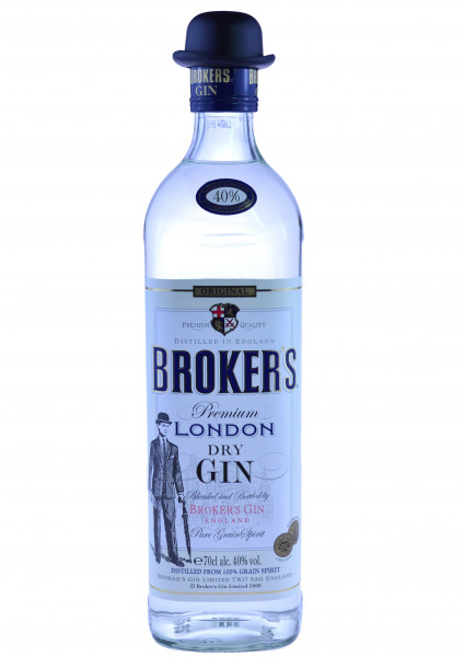 Broker's London Dry Gin