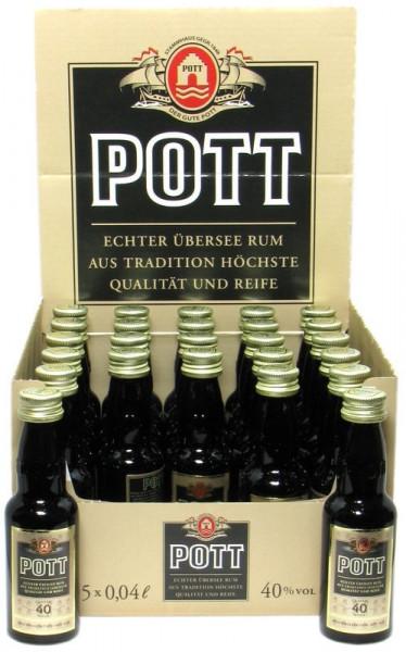 Pott Rum 25x0,04l Miniaturen