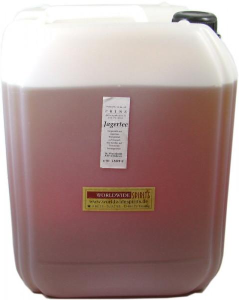 Prinz Jager-Tee 14,5% vol. 10 Liter Kanister - Original Jagatee aus Österreich