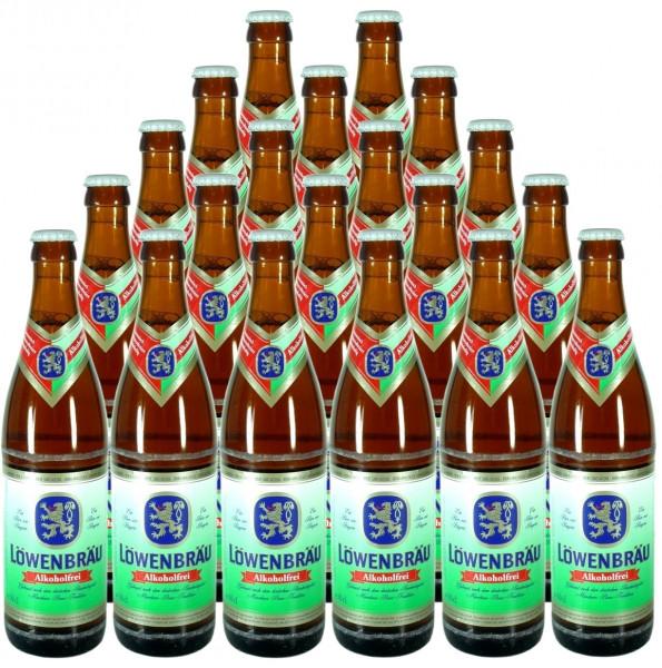 Löwenbräu Bier Alkoholfrei 20x0,5l