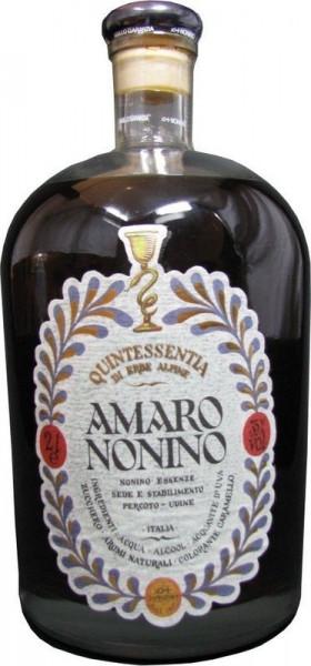Nonino Amaro Quintessentia Di Erbe Alpine 2,0l Grossflasche