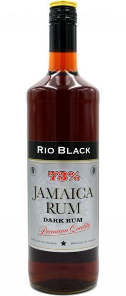 Rio Black Jamaica Dark Rum