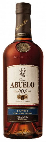 Ron Abuelo Anejo XV Tawny Port Cask Finish