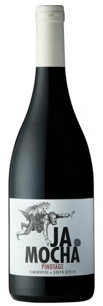 Ja-Mocha Pinotage Rotwein
