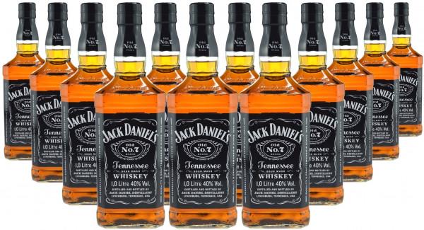 Jack Daniel's 12x1,0l