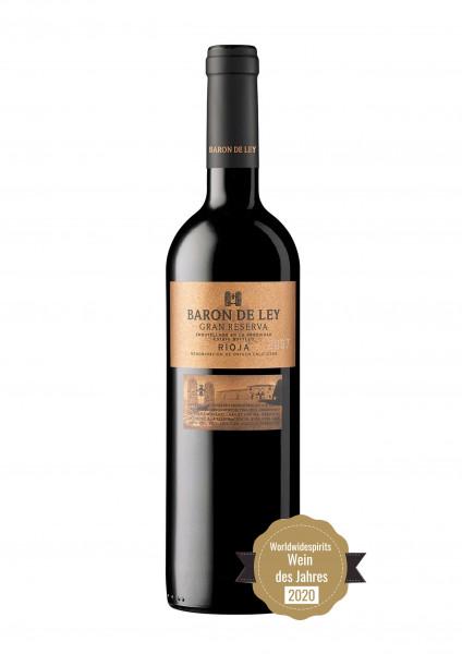 Baron de Ley Gran Reserva Rioja Rotwein