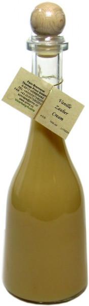 Prinz Vanille Zauber Cream Likör in Rustikaflasche