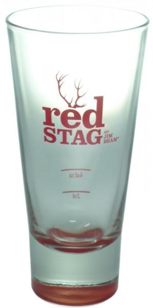 Red Stag Longdrinkglas