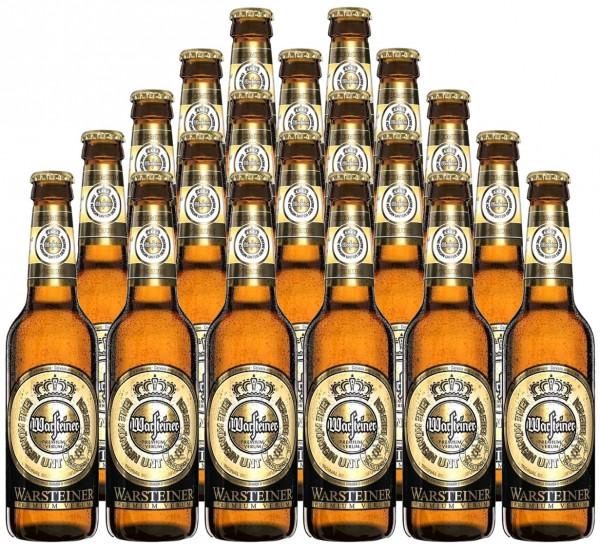 Warsteiner Premium Verum Bier 20x0,33l
