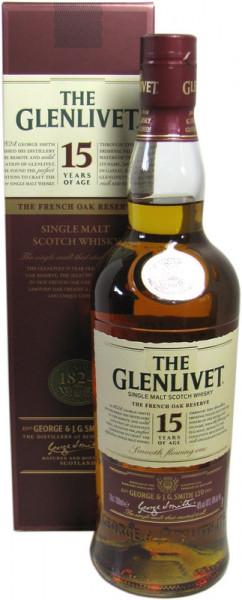 Glenlivet French Oak Reserve 15 Jahre