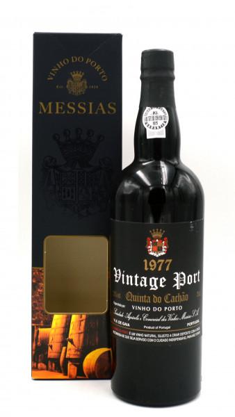 Messias Vintage Port 1977 Portwein
