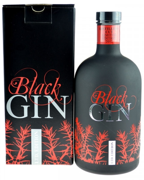 Gansloser Black Gin Distillers Cut Edition 2012