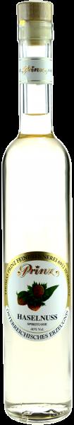 Prinz Haselnuss Schnaps 0,5l - Spirituose aus Österreich