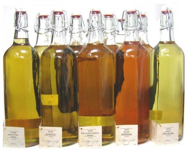 12 Flaschen Prinz Alte Sorten sortiert 1,0l - im Holzfass gereift aus Österreich