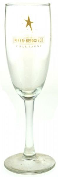 Pieper-Heidsieck Champagner Glas