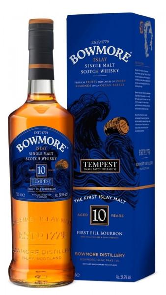Bowmore Tempest 10 Jahre Islay Single Malt