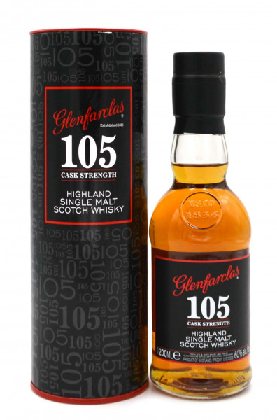 Glenfarclas Whisky 105 Cask Strength 0,2l