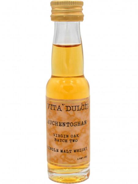 Auchentoshan Virgin Oak Whisky Sample