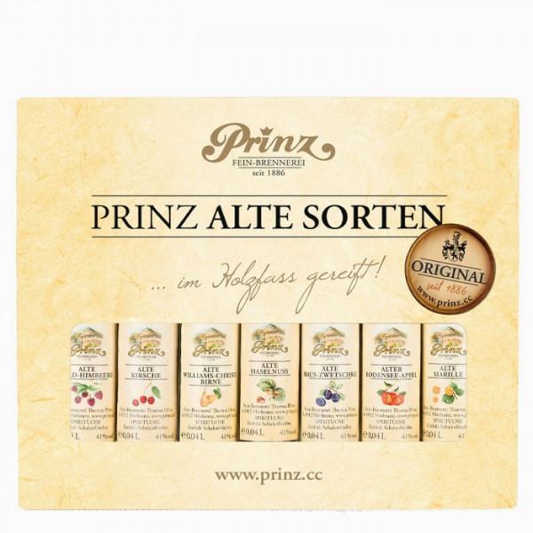 Prinz Die kleinen Feinen (7x alte Sorten 0,04l) im Karton