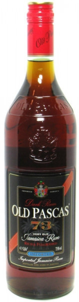 Old Pascas Brauner Rum
