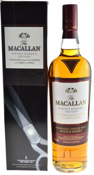 The Macallan Maker's Edition No.3 The Finest Cut