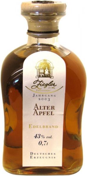 Ziegler Alter Apfel Edelbrand