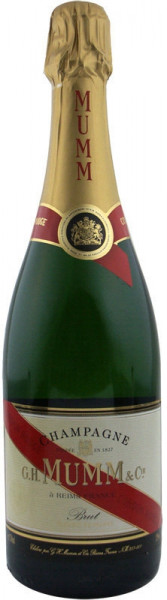 Mumm Cordon Rouge Brut Champagner