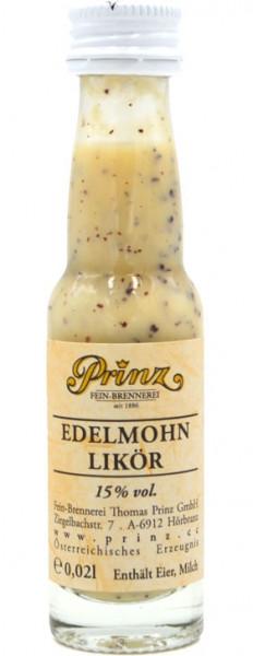 Prinz Edel-Mohn-Likör 0,02l Miniatur