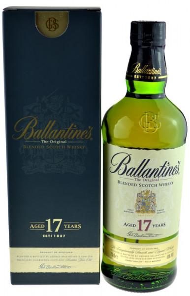 Ballantines 17 Jahre