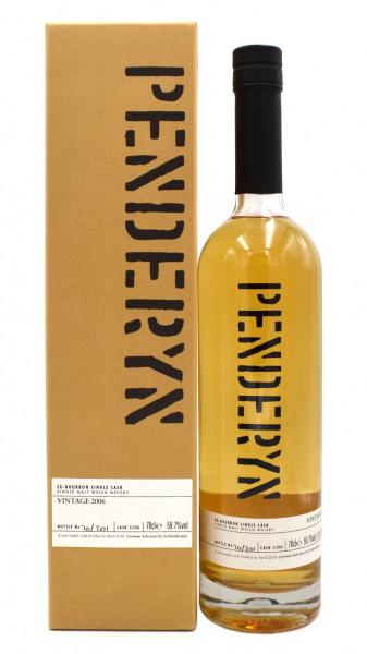 Penderyn Ex-Bourbon Single Cask Vintage 2006