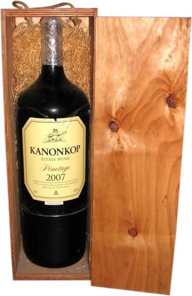 Pinotage Kanonkop 2007 Großflasche Rotwein