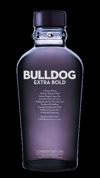 Bulldog Extra Bold London Dry Gin 1,0l