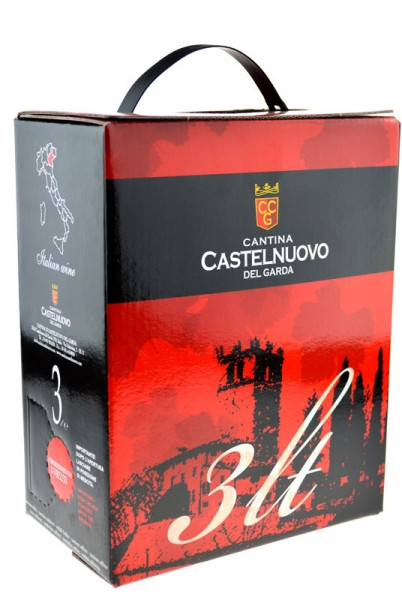 Merlot Bag in Box Rotwein