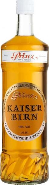 Prinz KAISERBIRN Birnenaromalikör 1,0l aus Österreich