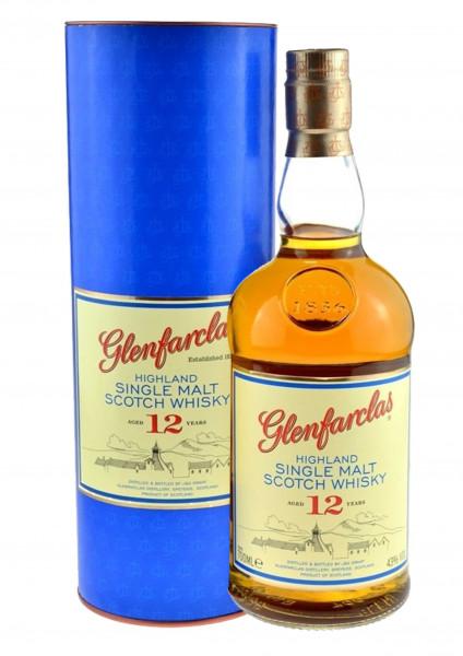 Glenfarclas Whisky 12 Jahre Originalabfüllung
